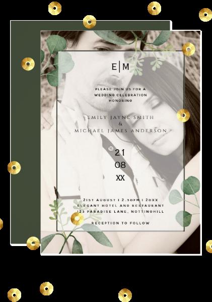 eucalyptus wedding