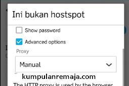 2 Cara Menggunakan Proxy Di Android