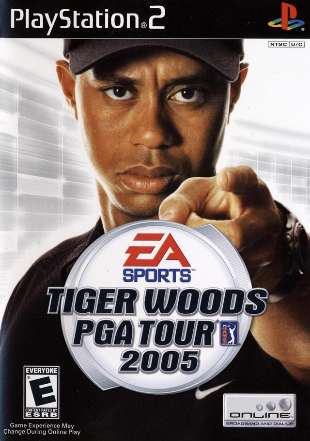 golfer tiger woods to challenging matches in tiger woods pga tour 2005