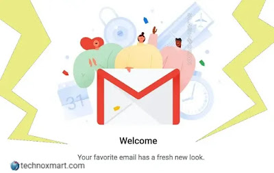 Gmail New Template Is Said To Release Soon After New Logo Is Hinted By Google