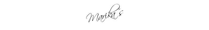 Marika marjakuja sisustusblogi