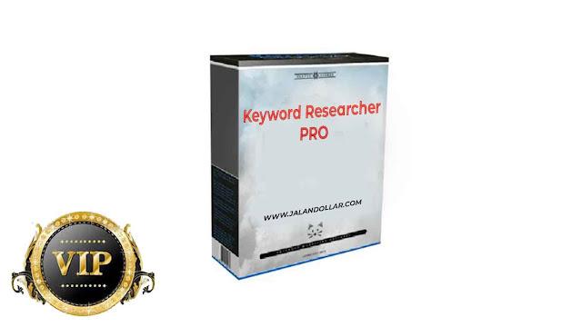 Keyword Researcher Pro (PREMIUM 2020)