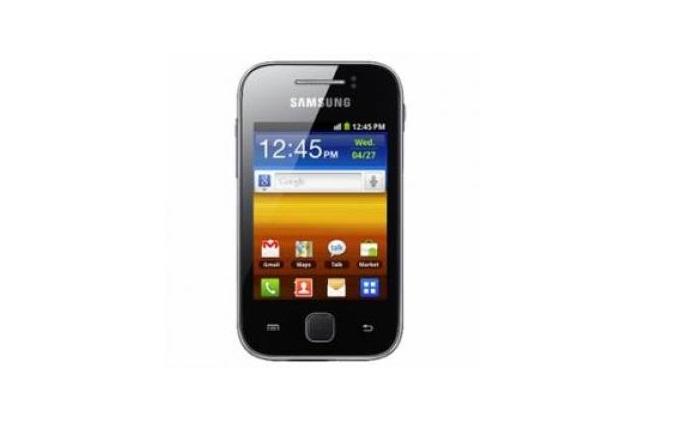 Cara Flashing Samsung Galaxy Y (GT-S5360). Mati total / Bootloop