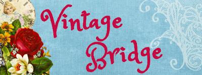 vintage bridge arts and culture notebook by bridget eileen