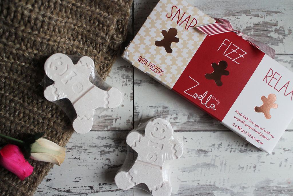 Zoella's Gingerbread Range (Christmas 2016)