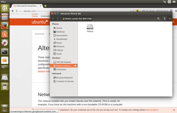 A Quick Visit to Ubuntu