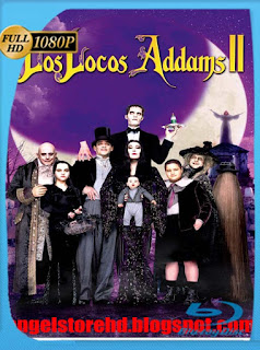 Los locos Addams 2 (1993)HD [1080p] Latino [GoogleDrive] SilvestreHD