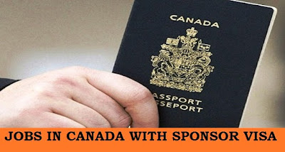 Find Jobs in Canada with Sponsor Visa