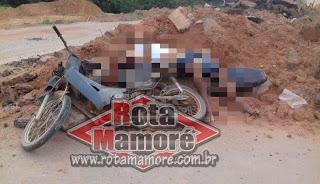 Homem de 28 anos que pilotava motocicleta morre ao sofrer acidente de trânsito