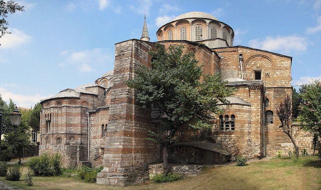 Turkey converts another former Byzantine church into mosque
