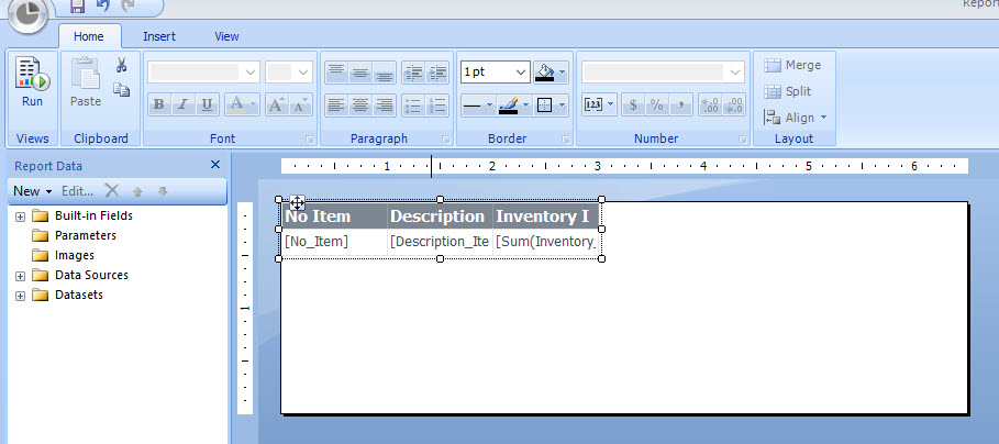 Basics of NAV Report Design using SQL Report Builder  - Microsoft