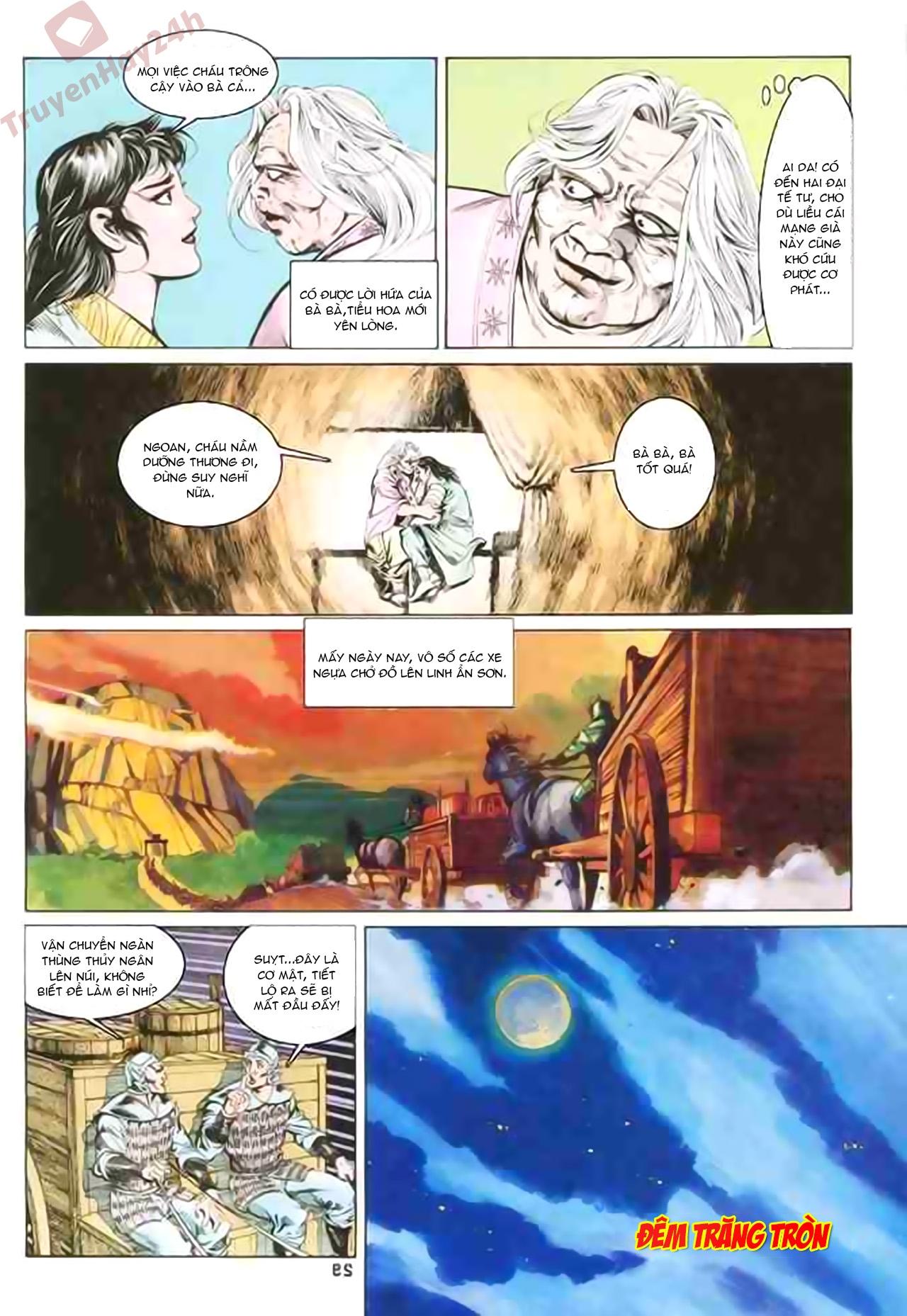 Cơ Phát Khai Chu Bản chapter 78 trang 28