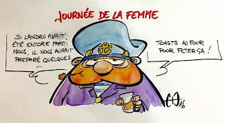 Journée de la femme ©Guillaume Néel