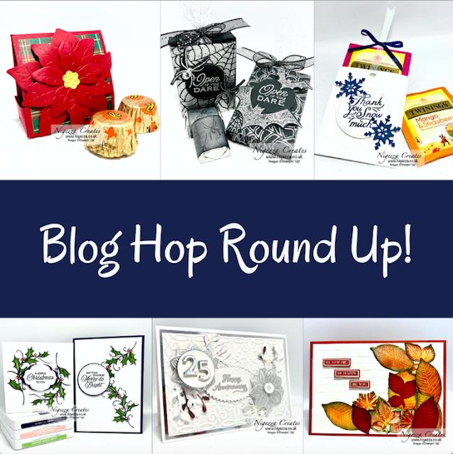 Blog Hop Round Up!