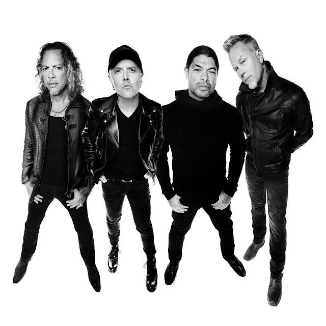 Metallica por fin tiene nueva música