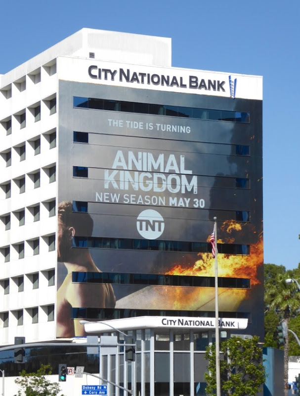 Giant Animal Kingdom season 2 billboard