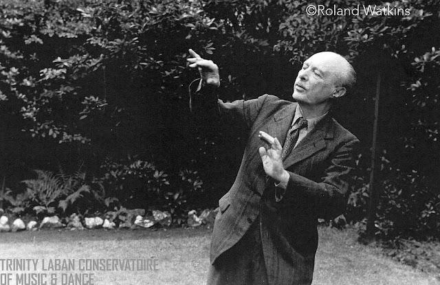 Ρούντολφ βον Λάμπαν, Χορευτής, Θεωρητικός, Γέννηση: 15 Δεκεμβρίου 1879