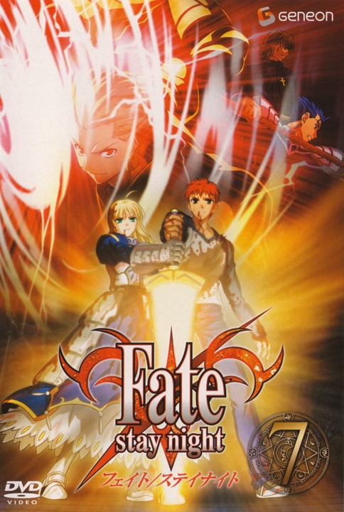Fate/Stay Night – Dublado Online