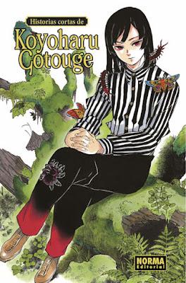 Manga: Review de Historias Cortas de Koyoharu Gotouge - Norma Editorial