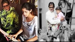 Amitabh Bachchan's heart-warming letter to his granddaughters
