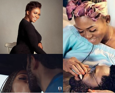 Watch Waje New Video Introducing Her lover, Ric Hassani To The World