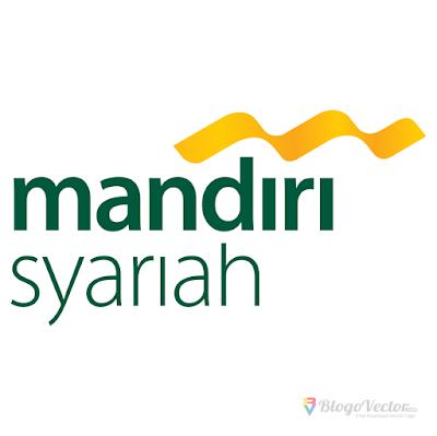 Bank Syariah Mandiri Logo Vector