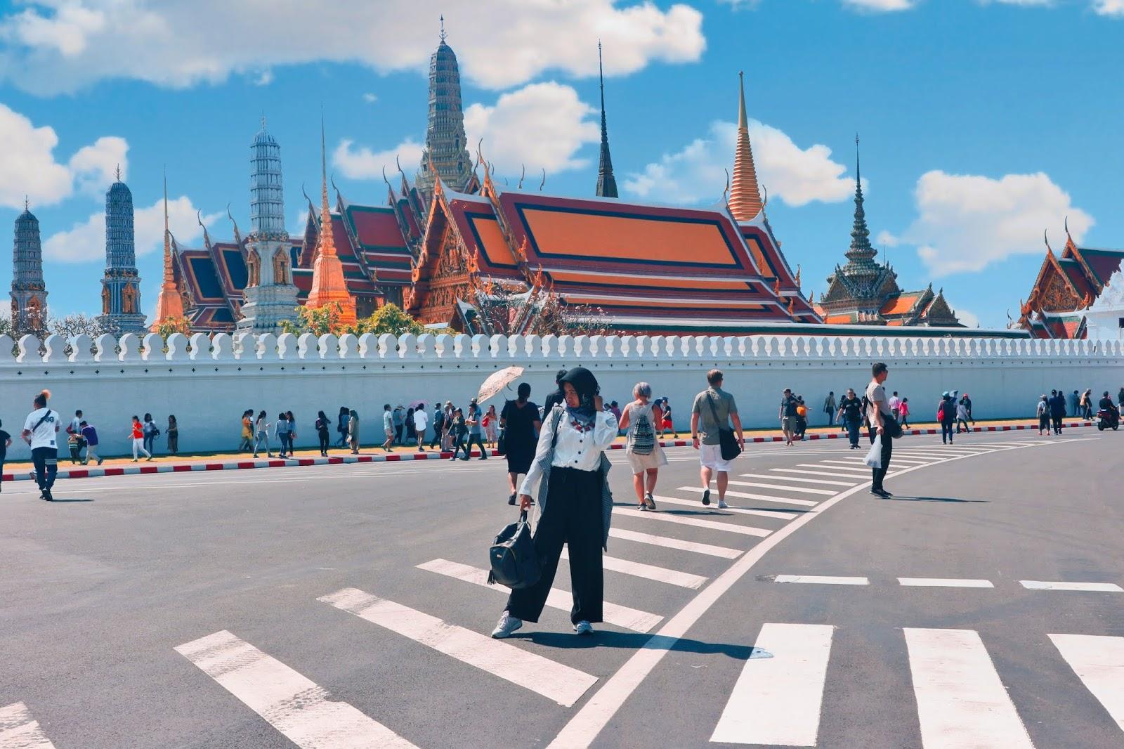 Liburan Melalak Cantik di Bangkok,Thailand