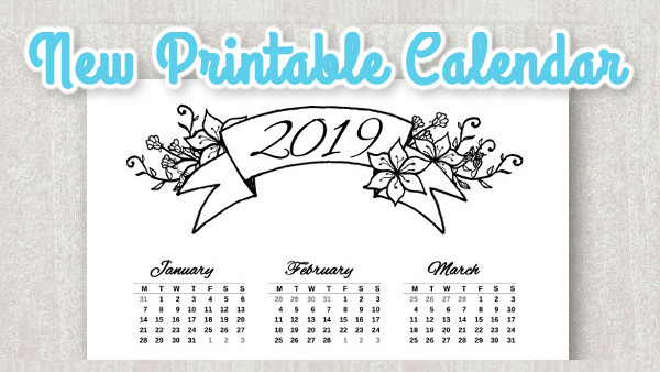 image regarding Bullet Journal Calendar Printable identify Bullet Journaling
