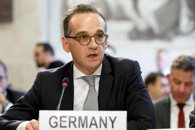 Cancillería de Alemania reitera que su apoyo a Juan Guaidó sigue intacto