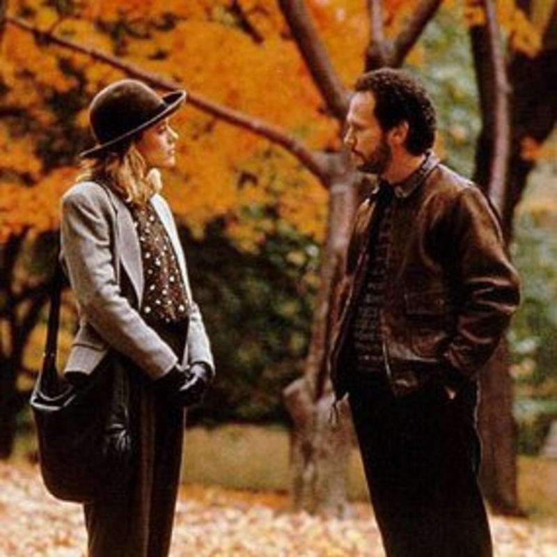 80s Films Rock: When Harry Met Sally: Can Men And Women