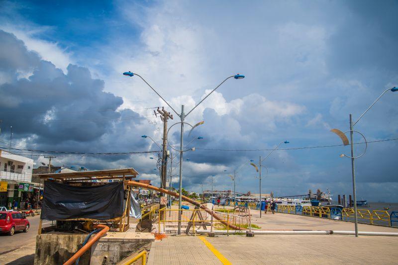Rio atinge ultrapassa 7 metros, e prefeitura instala bomba de sucção na Tapajós