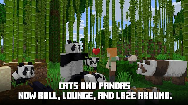 Minecraft v 1.14.2.51 APK MOD (MEGA MOD)