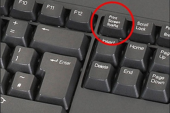 6 ways to fix the Print Screen key not working