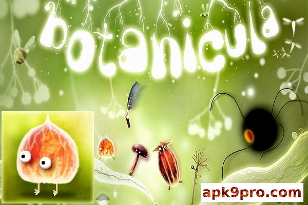 botanicula v1.0.89 Apk Full + Data (File size 506 MB) For Android