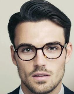 Potongan Rambut Lelaki Dengan Bentuk Wajah Oval