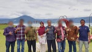 3 Pejabat Eselon II dan Camat Dilaporkan ke Bawaslu Gegara Foto Tanda Jari