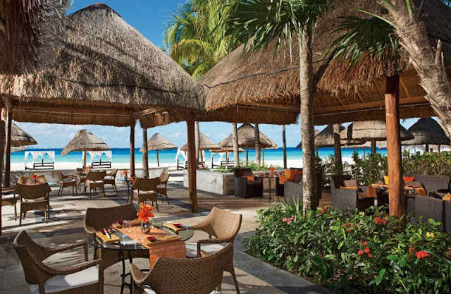 Мексика Канкун отель DREAMS SANDS CANCUN RESORT & SPA