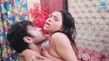 Rekha Mona Sarkar hard sex kissing scene - Two  Hot Milf s01ep01 (2020) HD 720p