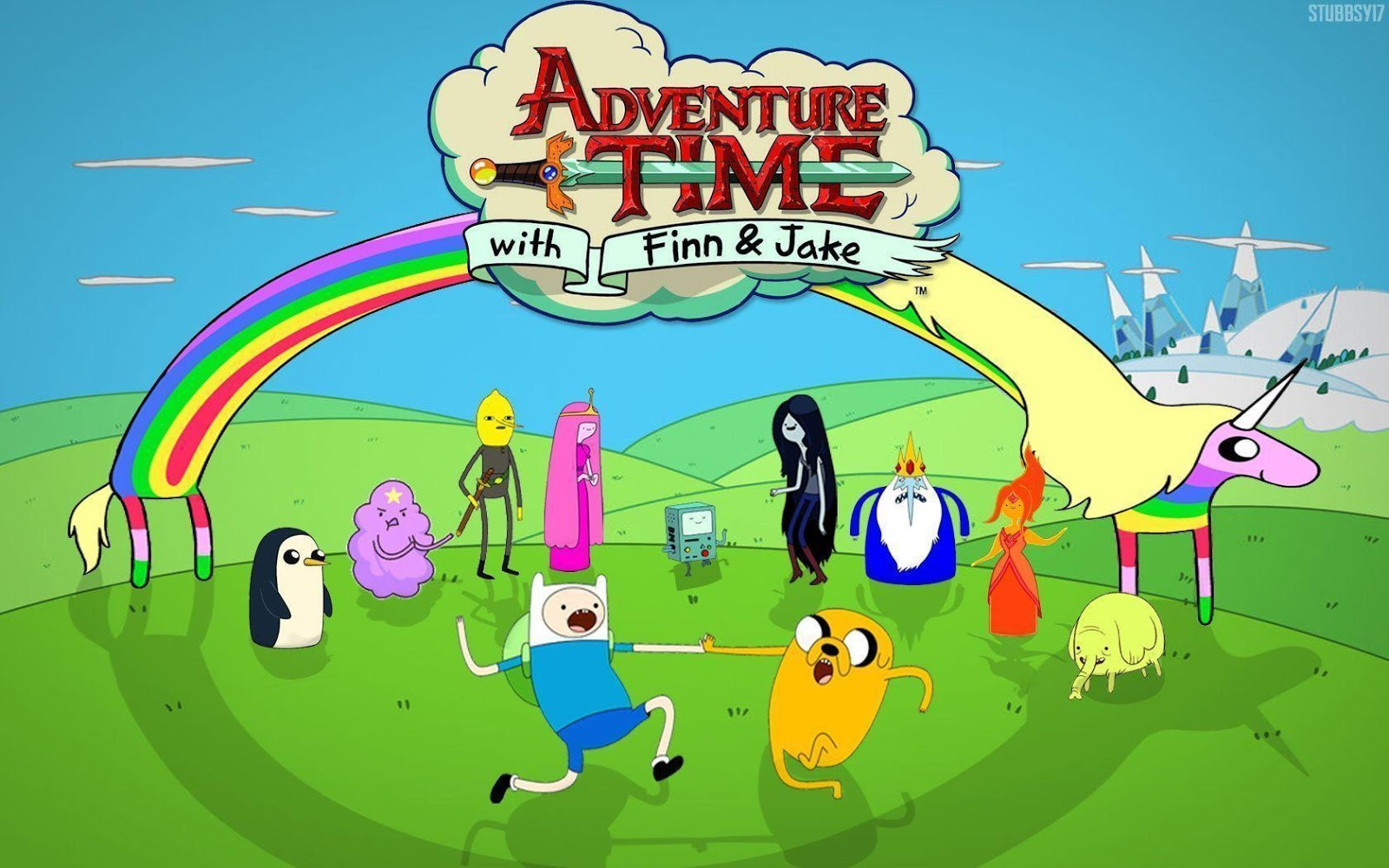 Adventure Time Wallpapers Finn And Jake HD