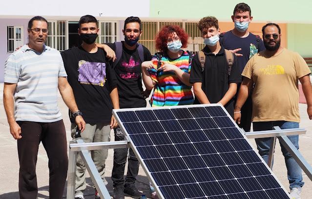 Πρωτότυπο πρόγραμμα στο 1ο ΕΠΑΛ Κρανιδίου με στόχο τον... ήλιο!