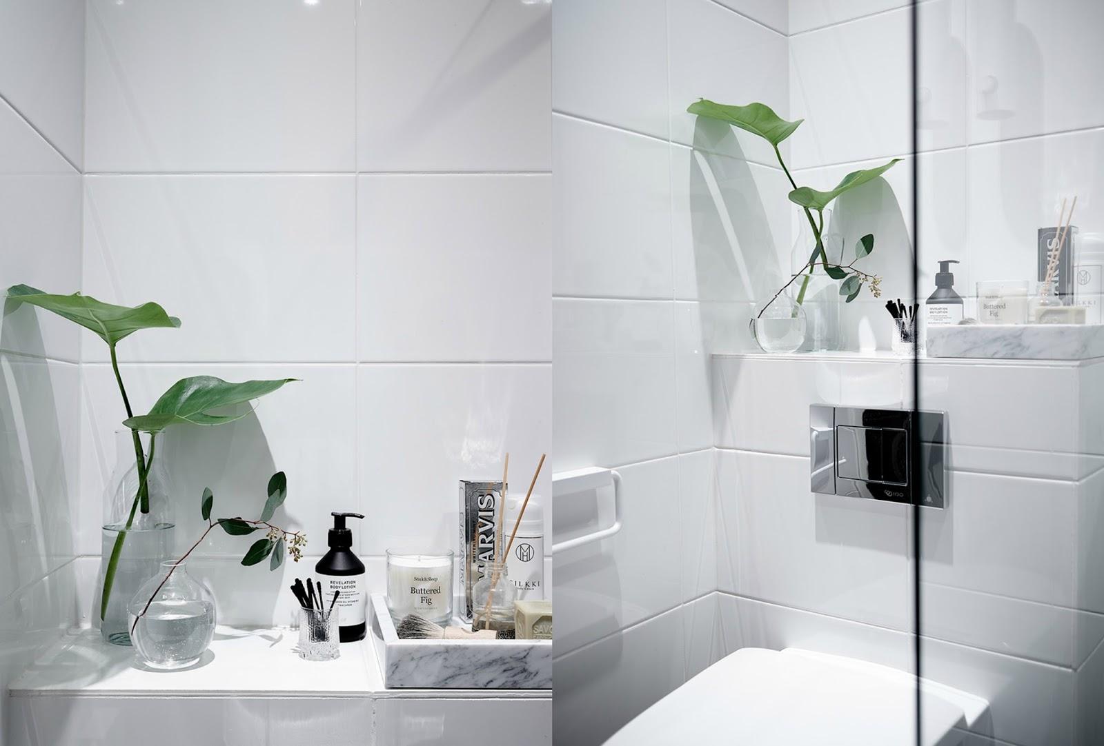 jak udekorować łazienkę