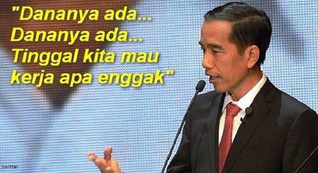"""Pajak Tak Capai Target, Pemerintah Jokowi Pasrah Ekonomi Nyungsep Lalu Andalkan Hutang. Dulu Katanya """"Uangnya Ada"""""""