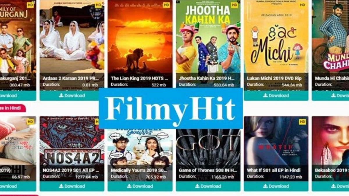 Filmyhit 2020: Filmyhit Illegal Hindi HD Movies Download website, Latest Filmyhit Movies