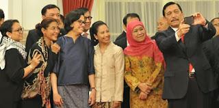 Tim Ekonomi Harus Dirombak Total, Dari Rini Soemarno, Sri Mulyani Hingga Luhut Panjaitan