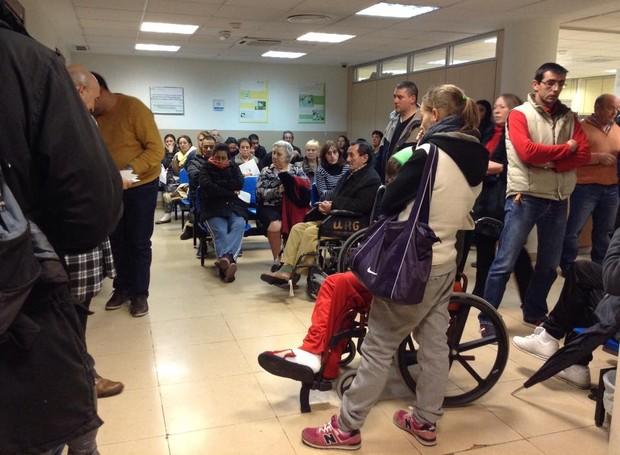 Esixen a Feijóo a retirada da reforma da Lei Galega de Saude e ás emendas que presenten os grupos da oposición; á continuación das mobilizacións sociais contra devandita reforma