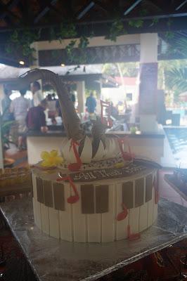 Borneo Jazz Cake