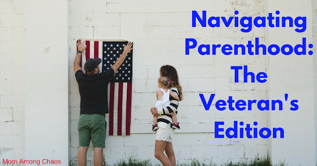 Navigating Parenhood: The Veteran's Edition, Metro Detroit, families, kids, military families