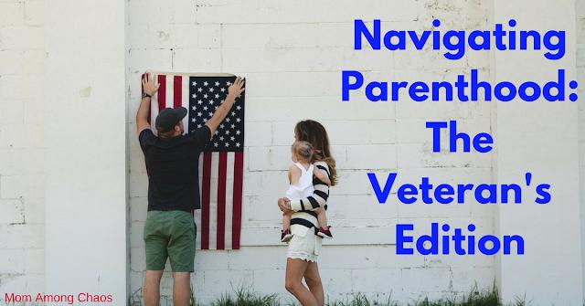 Navigating Parenhood: The Veteran's Edition, Metro Detroit, families, kids, military families