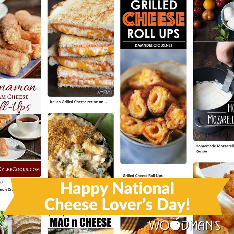National Cheese Lover's Day Wishes for Instagram