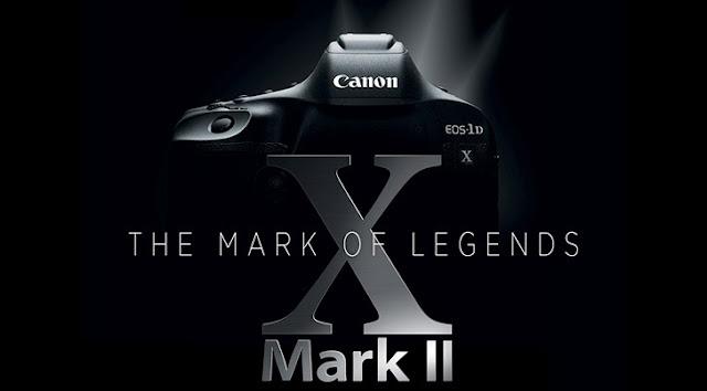 Banner della Canon EOS-1D Mark II